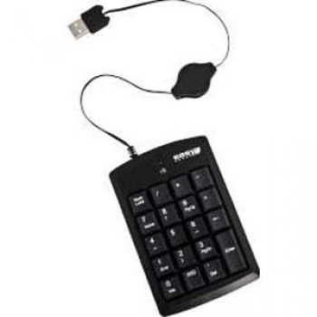 Numeric keyboard for notebook Easy Touch ET-147 AXIS USB