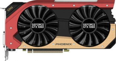 6GB GeForce GTX 1060 Gainward Phoenix GS Bulk