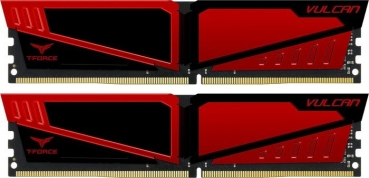 32GB DDR4-2400 TeamGroup T-Force Vulcan Red Kit