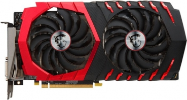 4GB Radeon RX 570 MSI Gaming X 4G