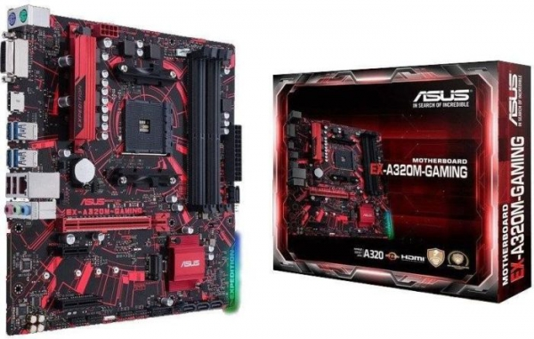 ASUS Expedition EX-A320M-GAMING