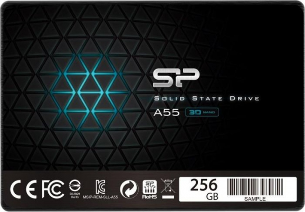 256GB SSD Silicon Power Ace A55
